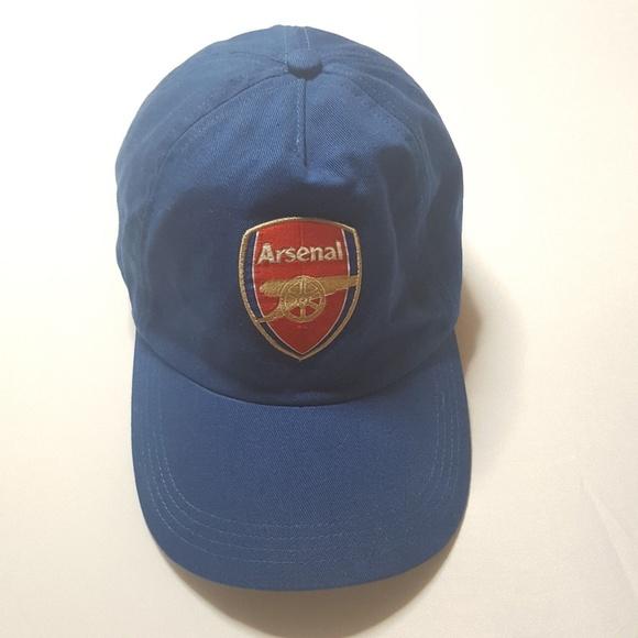 dcf1a912e83 Puma Mens Arsenal Gunners Cap Hat Blue One Size. M 5bf5009cc2e9fec263d66772